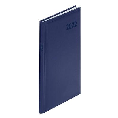 terminax® Wochenplaner 2022, dunkelblau