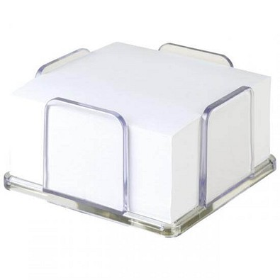 Zettelbox Quattro - Notizquader, Klar