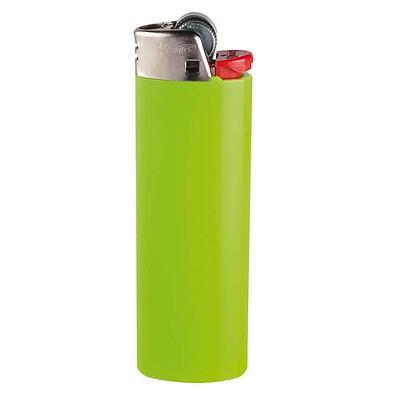 BIC® Einwegfeuerzeug Maxi, apfelgrün