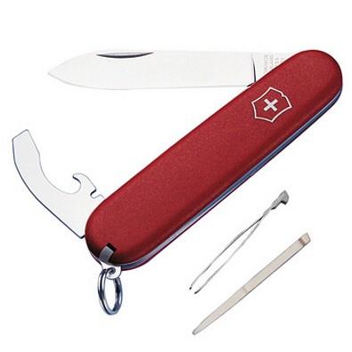 VICTORINOX Taschenmesser Bantam, 8 Funktionen, rot
