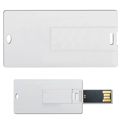 USB-Stick Mini-Card, 16 GB, grau