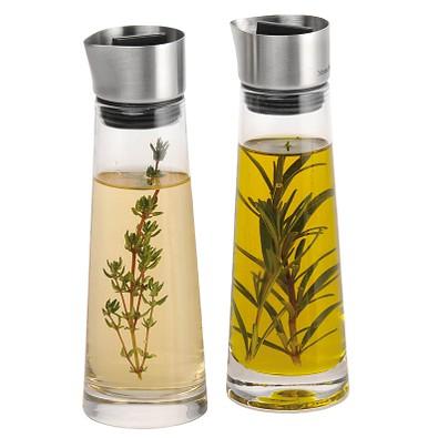 blomus® Essig- und Ölset, silber