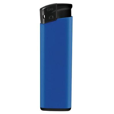Piezo Feuerzeug  Kontrast, Blau