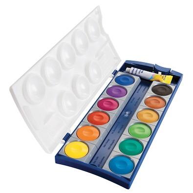 Pelikan Wasserfarben Deckfarbkasten K12, bunt