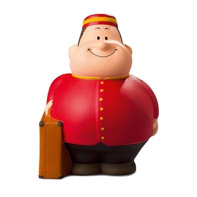 Herr Bert® Anti-Stress-Figuren Page Bert, rot