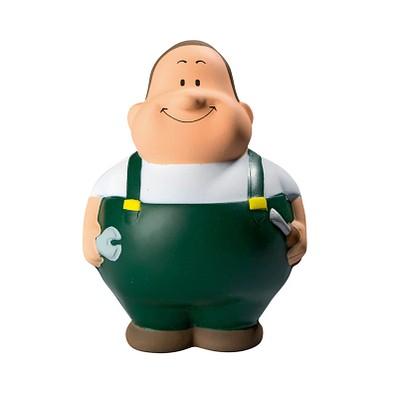 Herr Bert® Anti-Stress-Figuren Handwerker Bert, grün