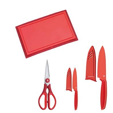 WMF Küchenset Allround, rot