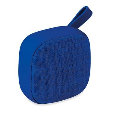 Lautsprecher Rock, blau