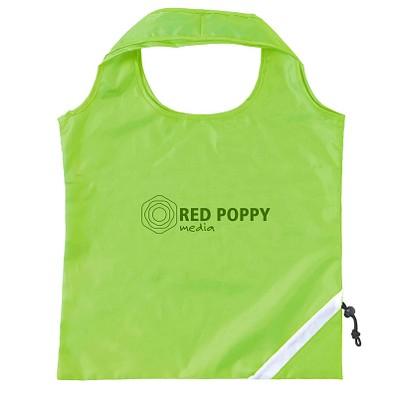 Faltbare Einkaufstasche Idea, apfelgrün