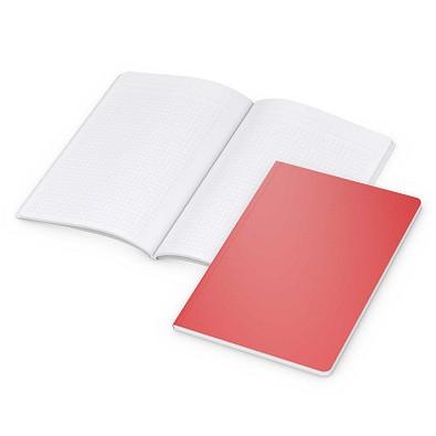 geiger notes Notizbuch Copy-Book DIN A5, matt rot