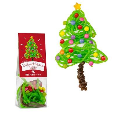 Naschbeutel Essbarer Weihnachtsbaum