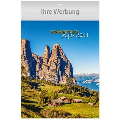 Bildkalender Alpen 2021