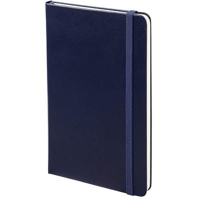 MOLESKINE® Notizbuch Classic Hardcover M, liniert, prussian blue