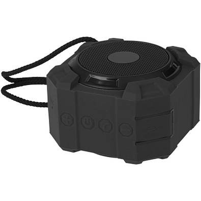 ELEVATE Bluetooth Lautsprecher Outdoor Cube, schwarz