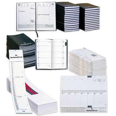 Kalender-Sparset 2022, 115-teilig, inkl. Druck