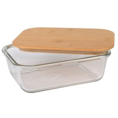 Lunchbox Rosili, ca. 1060 ml, groß, transparent