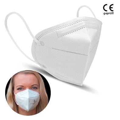 MagMask FFP2 NR Maske, einzeln, weiß