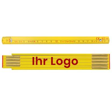 STABILA® Handwerkermaßstab, Serie 600, gelb