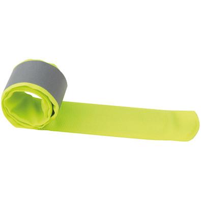 Reflektierendes Schnapparmband Vester,gelb