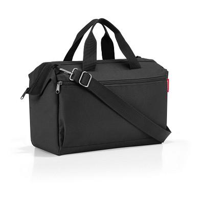 reisenthel® Reisetasche allrounder S pocket, black