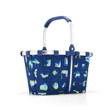 reisenthel® Tragetasche carrybag XS kids, abc friends blue