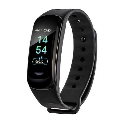retime® Smartwatch Albacete, schwarz