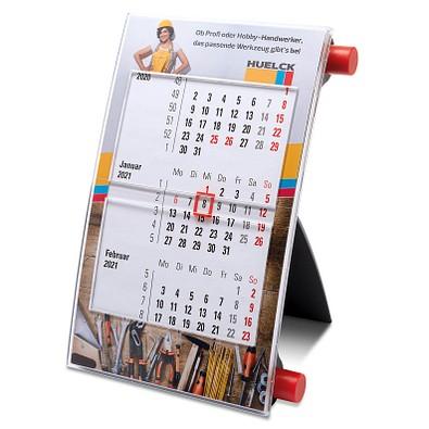 Tisch-Drehkalender 2021, Individuell