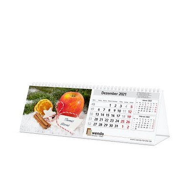 geiger notes Tischkalender Magic Pix Table Bestseller, Quer, weiß